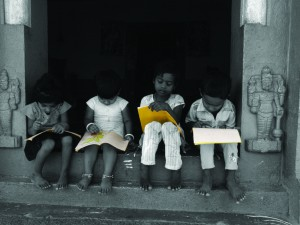 Pratham Books - Vision: A Book In Every Child's Hand
