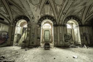Freaktography - Abandoned_Ballroom in Detroit (une salle de bal abandonnée à Détroit)