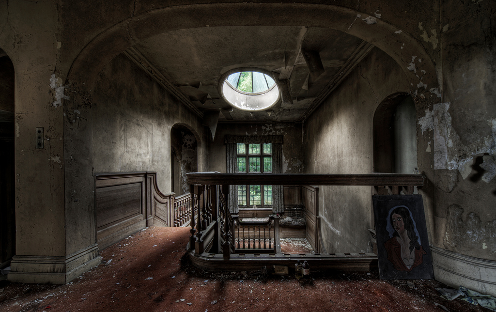 Paul - Abandoned Manor (manoir abandonné)