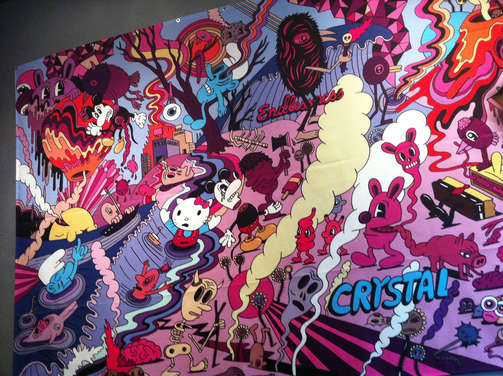 Personnages - Matias Roskos - Pictoplasma 2011 - Character Walk