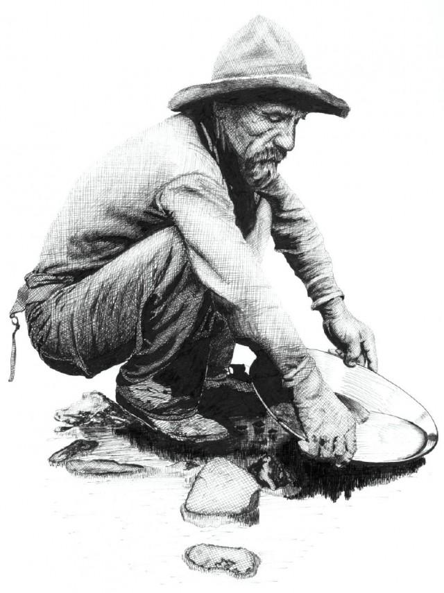 Le Refus : Tony Olivier - Prospector