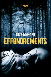 Effondrements - Couverture de Matthieu Biasotto