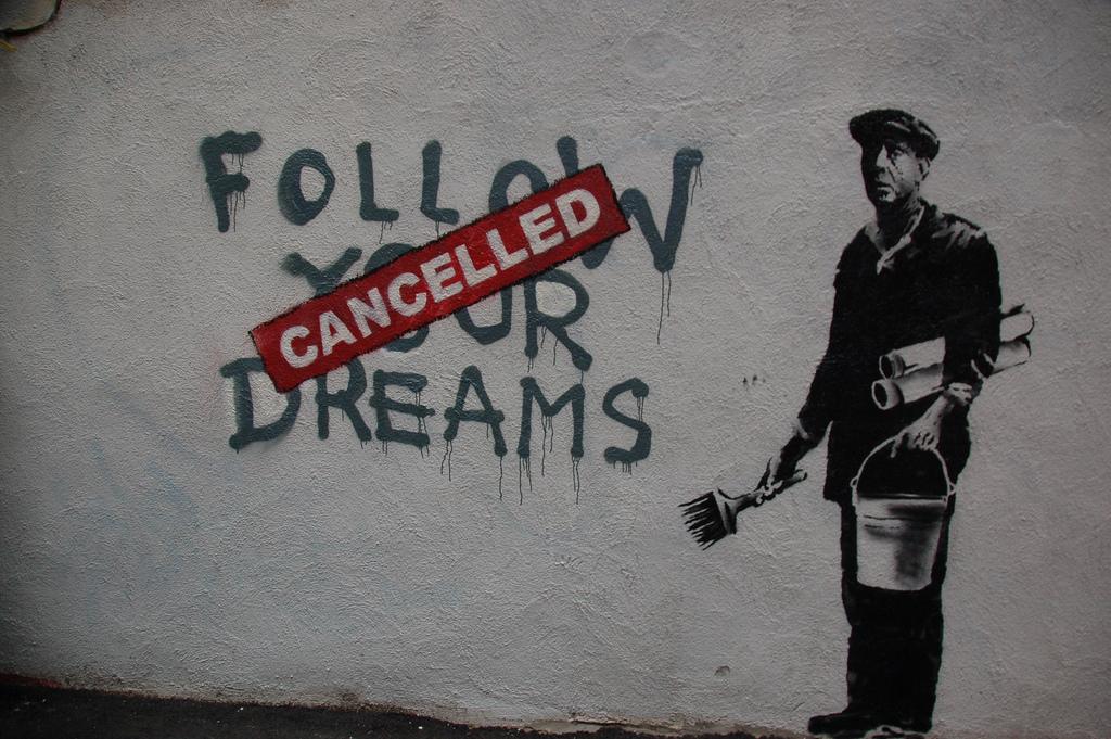 Chris Devers - Follow Your Dreams Canceled