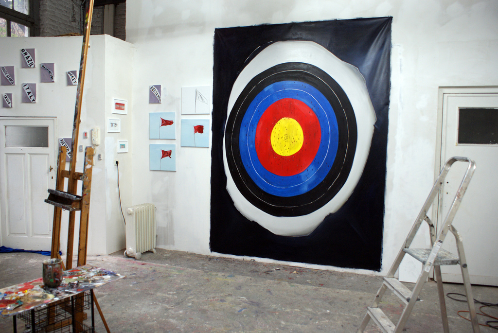 Marc Wathieu - Recent paintings