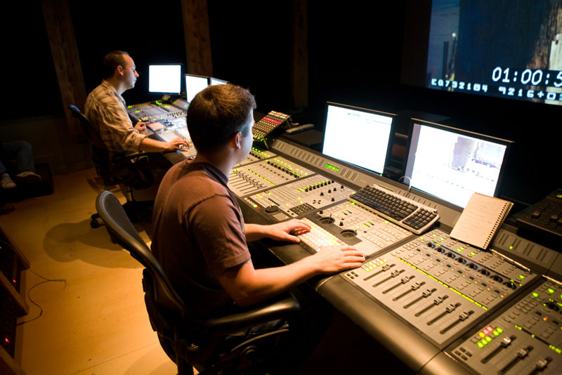 Vancouver Film School - Sound Design for Visual Media and Film Production