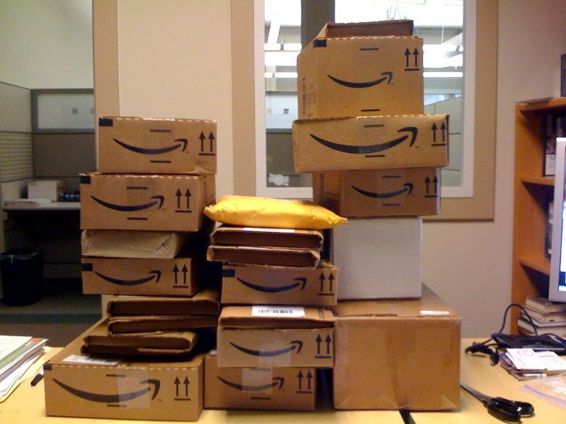 Amazon-Hachette - Carl Malamud - Shipments from Amazon