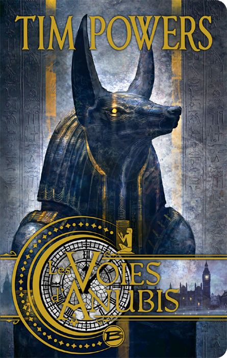 Description dynamique : Les Voies d'Anubis, de Tim Powers